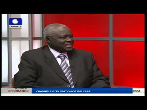 Sunrise Daily: Gen. Martin-Luther Agwai (RTD) Speaks On Security In Nigeria PT1