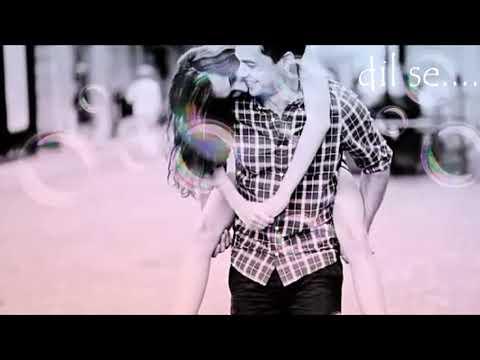 Dil kahi rukta nahi || title song Yeh hain mohabbatien || whatsapp status ||