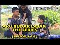 BTS - AKU BUDAK LAJAK THE SERIES 2 Episod 3 & 4   BEHIND THE SCENES