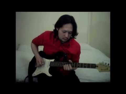 Michelle Branch and Santana - I'm Feeling You (Guitar Cover)