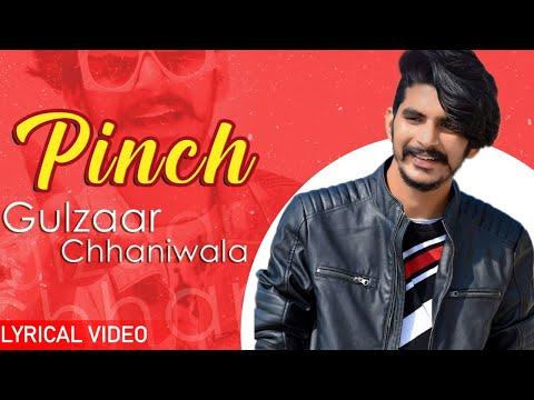 Pinch Lyrical Video  Gulzaar Chhaniwala  Latest Haryanvi Song 2020  Speed Records Haryanvi