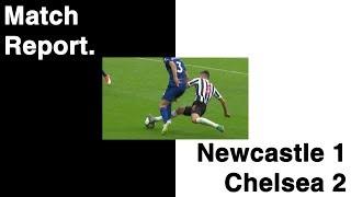 TTN Match Report: Newcastle 1-2 Chelsea
