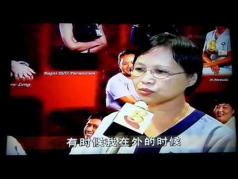 TTSH Nurse On Tv8 Singapore