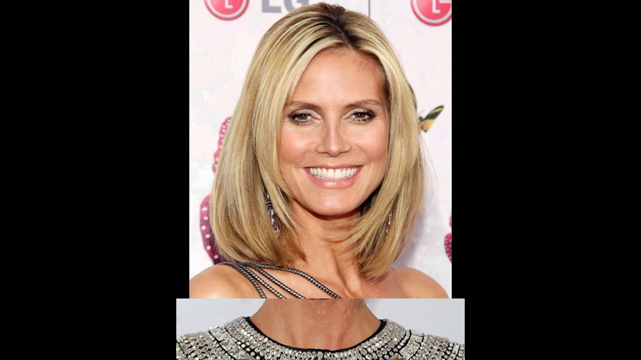 Neue Frisurentrends Heidi Klum Frisuren Youtube