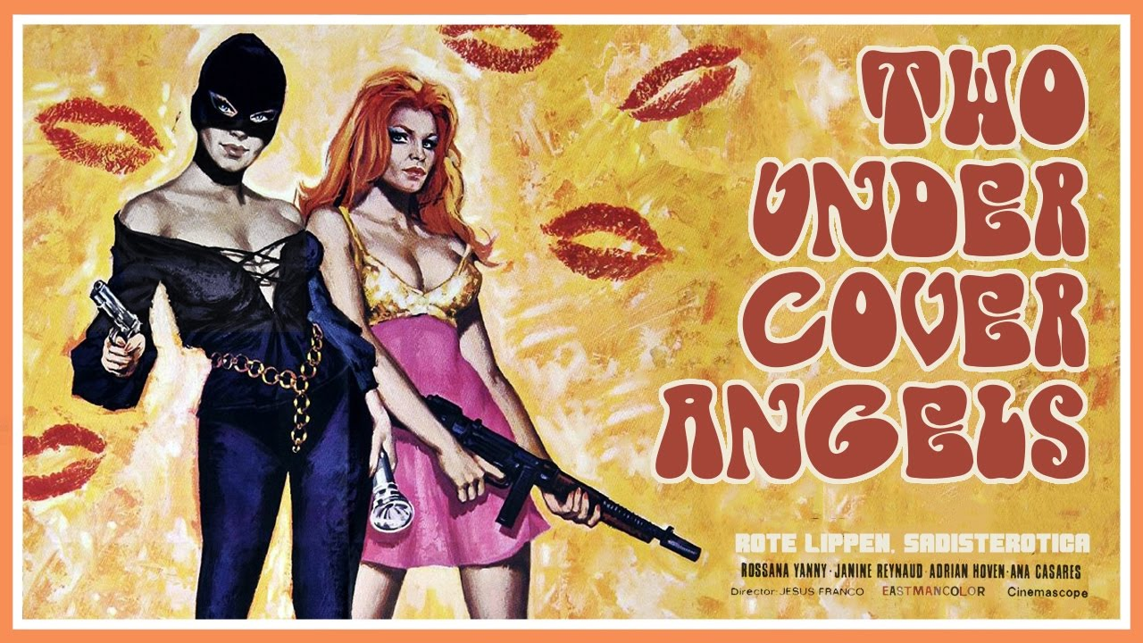Two Undercover Angels (1969) Trailer - Color / 3:05 mins