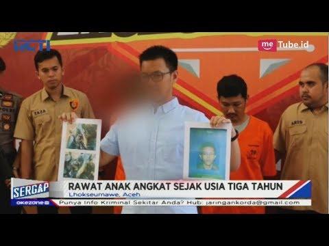 Ayah di Aceh Tega Bunuh Anak Angkat Berkebutuhan Khusus dengan Cara Diracun - Sergap 14/03