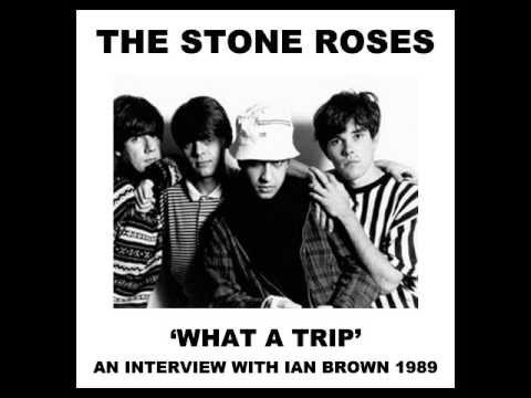 The Stone Roses- Ian Brown Interview- Rare 1989