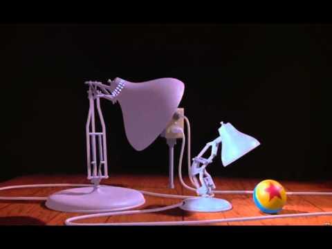 Pixar Shorts Collection   Luxo Jr  1986   YouTube