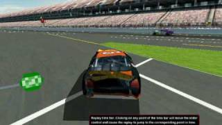 Nascar Racing 4 Wrecks