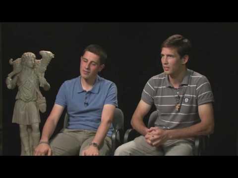 Jean-Baptiste Bienvenu et Benoît d'Argenlieu