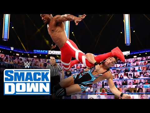 Montez Ford vs. Chad Gable: SmackDown, June 11, 2021