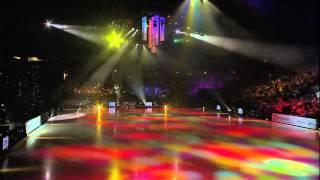 "Gloria Gaynor & Sasha Cohen perform ""I Will Survive"" at Kaleidoscope 2010"