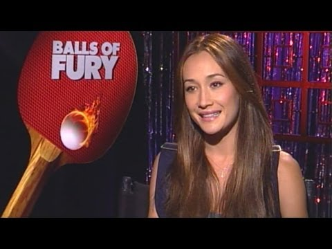 'Balls of Fury' Interview