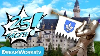 25 fortified facts about castles 25 facts on go90