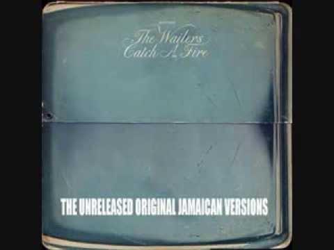 Bob Marley - concrete jungle - 1972 - Catch a Fire - Unrelesed Original Jamaican Versions