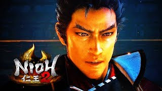 Nioh 2 - Official Trailer | TGS 2019 [Japanese Language]