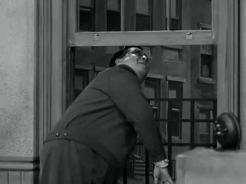 One of the best moments of the Honeymooners 1