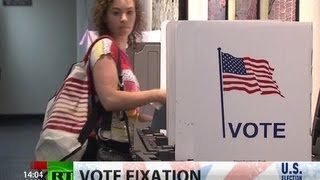Vote-rigging 'floodgates' opened by US ballot box flaws