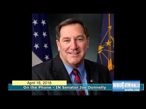 Interview with Senator Joe Donnelly
