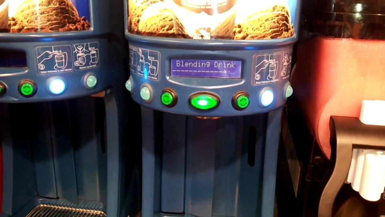 milkshake machine at quick trip - Milkshake Machine