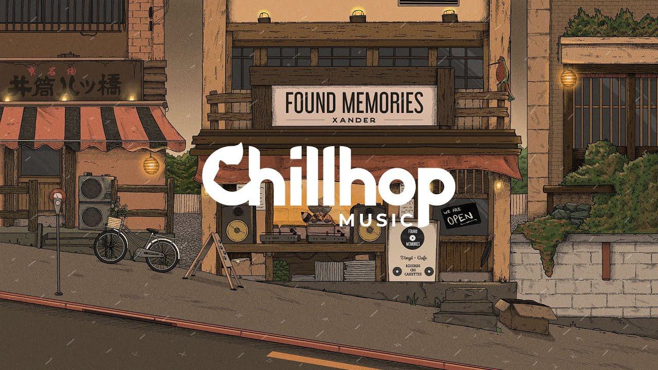 Xander — Found Memories [chill hip hop beats]