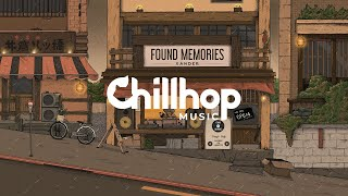 Xander - Found Memories [chill hip hop beats]