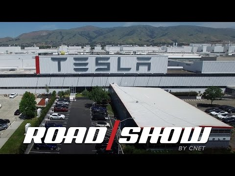 Tesla Fremont Factory Tour