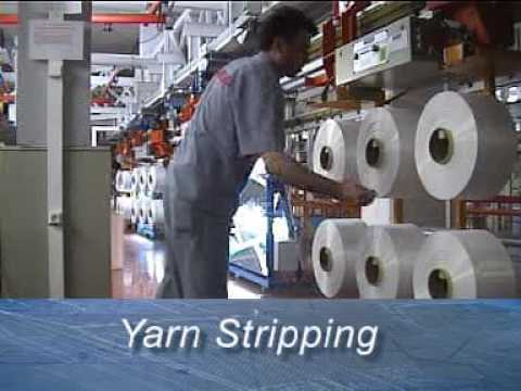Yarn Industrial Automation