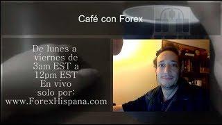 Forex con Cafe del 19 de Enero del 2018