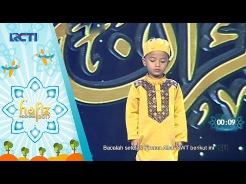 HAFIZ INDONESIA - Sambung Ayat Lukman Bersama Tabarak El Laboody [22 Mei 2017]