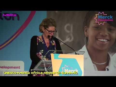 Dr.Elizabeth Marincola-Senior Adviser for communications&Advocacy, African Academy of Sciences