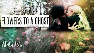 Emma & Hook | Flowers to a ghost