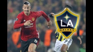 Zlatan Ibrahimovic • Welcome to LA Galaxy • Man Utd Tribute • You Will Be Missed  HD 
