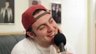 Mac Miller talks about Donald Trump, Coldplay & Haircuts (Getmusic Interview)