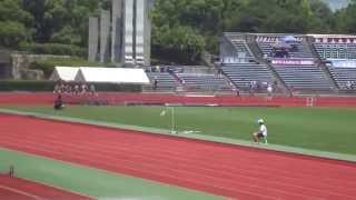 第67回全国高等学校陸上競技対校選手権大会近畿地区予選会 女子1500m予...