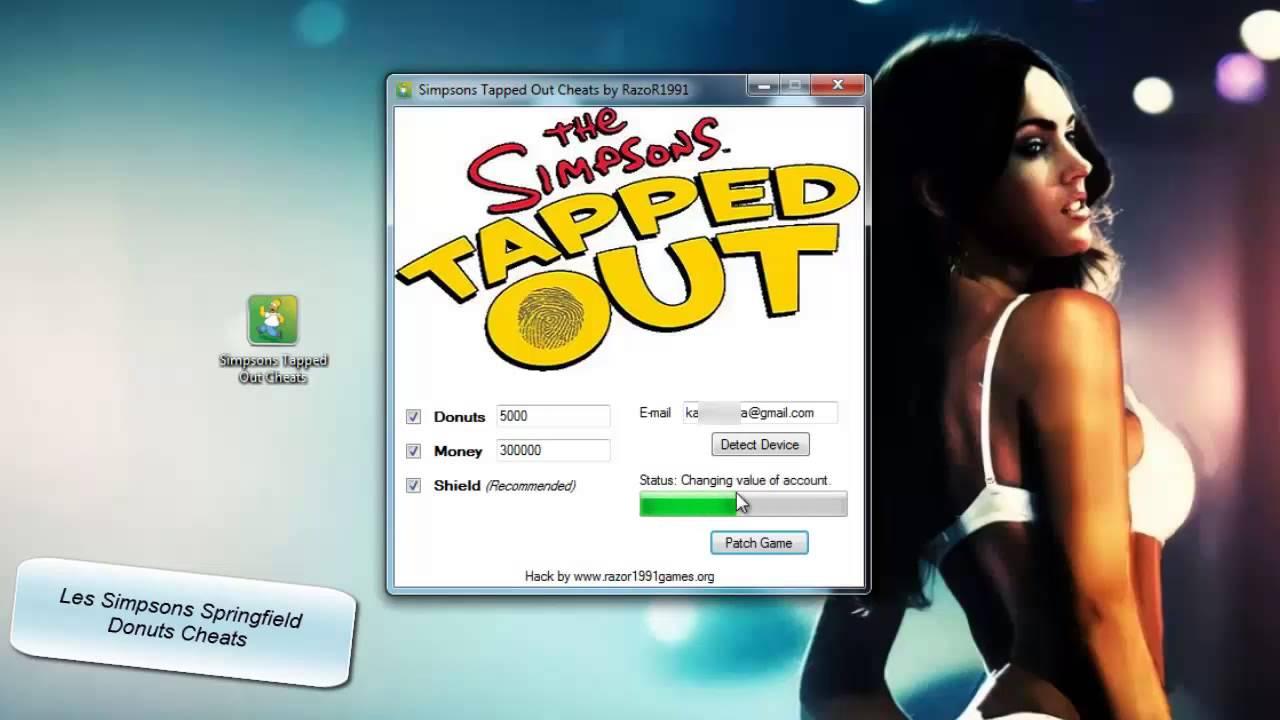 Les simpson springfield donuts illimit android iphone - Les simpson gratuit ...
