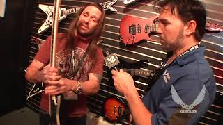 NAMM 2018 Dean Guitars- Interview with Rusty Cooley