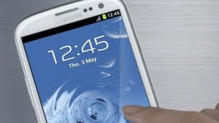 Samsung Galaxy S III Demo - May 3rd 2012 - Samsung Unpacked 2012 (London)