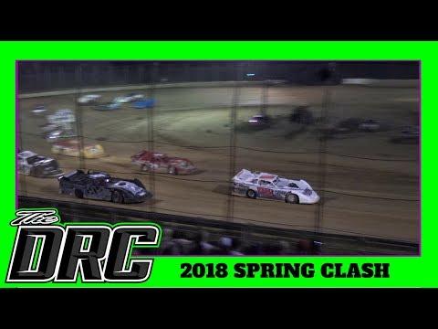Moler Raceway Park | 5/11/18 | Late Models | 2018 Spring Clash
