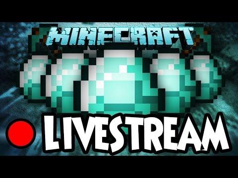 Minecraft Community Livestream ,,Ihr seit alle eingeladen!!!!,,