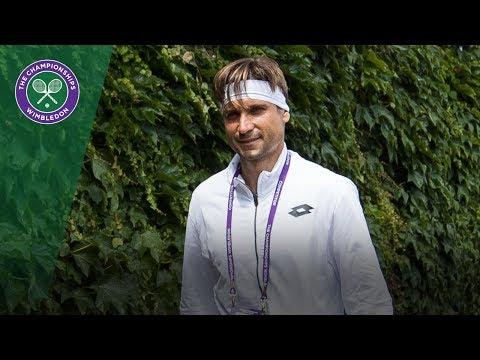 Richard Gasquet v David Ferrer highlights - Wimbledon 2017 first round