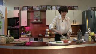 Любимые рецепты. Салат из кабачков