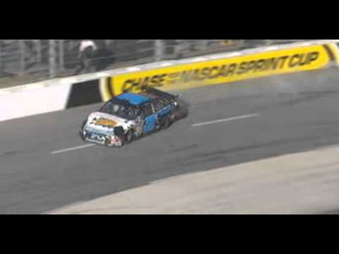 2008 TUMS QuikPak 500 - David Gilliland Crash