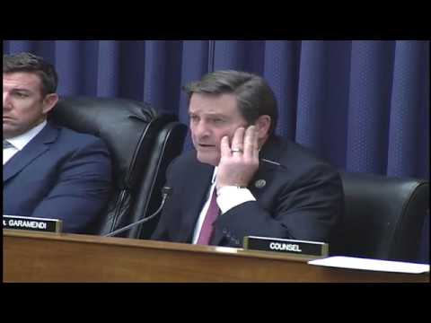 Rep. Garamendi questions the panel at hearing on U.S. Flag Maritime Industry (pt. 2)