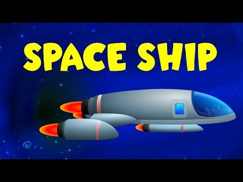 Space Ship | Aliens | Alien Ship | Space Wars | Medley 20 min | Videos for Kids