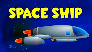 Space Ship | Aliens | Alien Ship | Space Wars | Medley 20 min | Videos for Kids