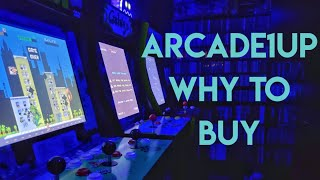 Arcade1up why to buy