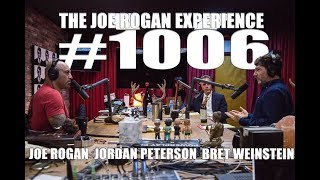 joe rogan experience 1006   jordan peterson bret weinstein