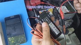 การติดตั้ง GPS Tracker SinoTrack ST-901