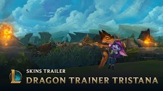 Dragon Trainer Tristana: Dragon Trainer